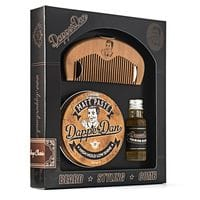 Подарочный набор Hairy Man Combo Gift Set Dapper Dan